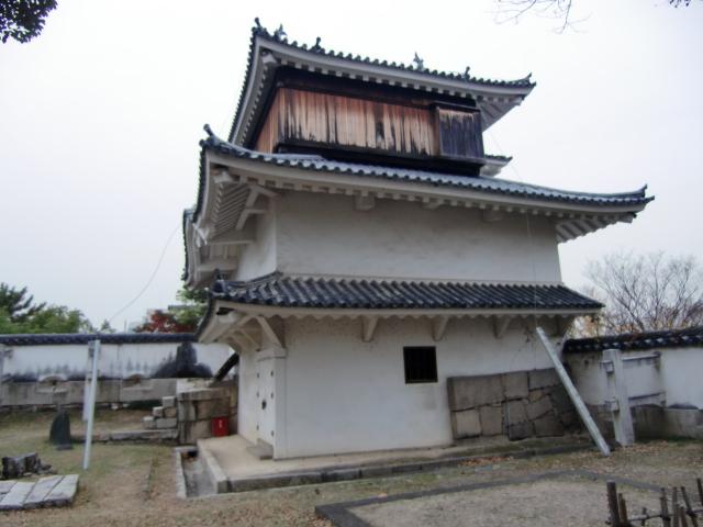 058岡山城20101130 CIMG5495