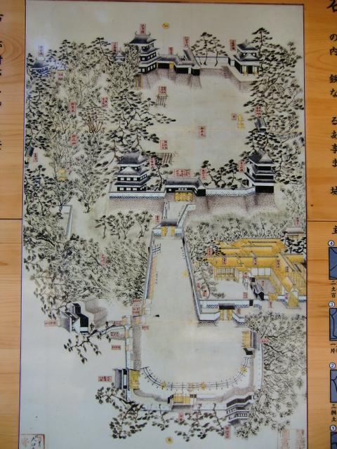 190吉田城20111110 CIMG7256