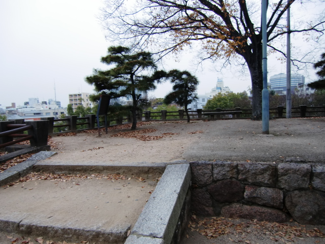 058岡山城20101130 CIMG5523