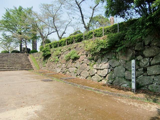009延岡城20110813 CIMG3950
