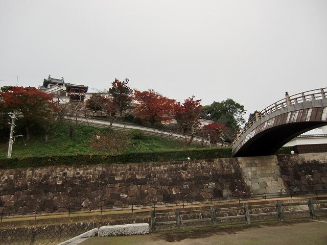 104福知山城20111126 CIMG7438