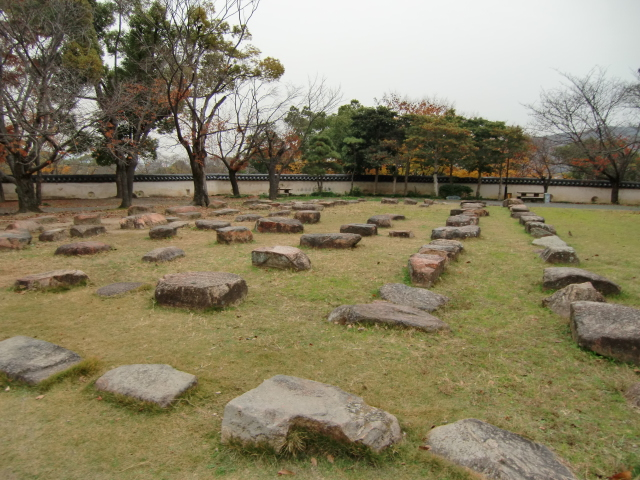058岡山城20101130 CIMG5535