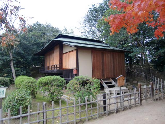 058岡山城20101130 CIMG5574