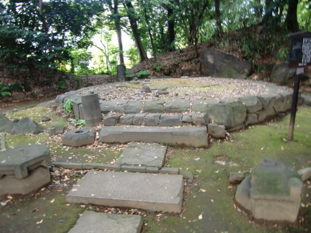 1306水戸藩上屋敷20101121 CIMG4289