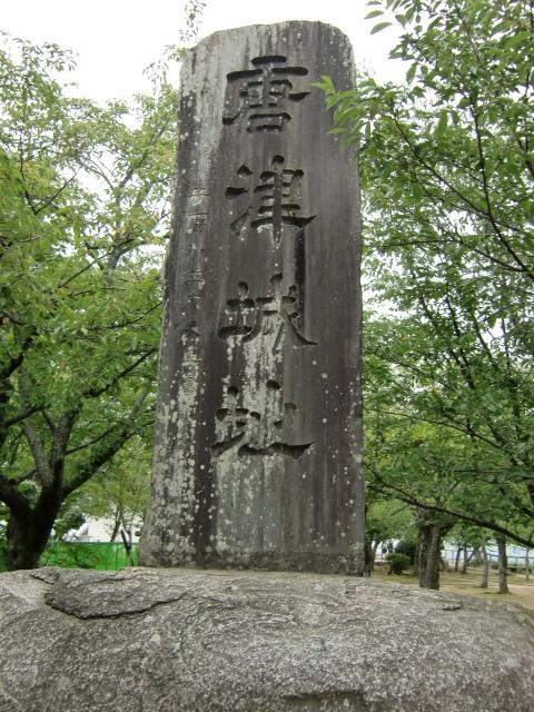 047唐津城20090807 CIMG2137