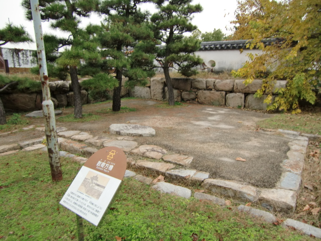 058岡山城20101130 CIMG5500