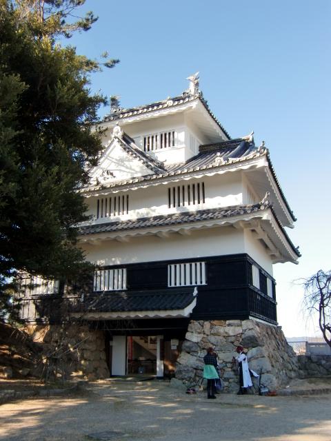 190吉田城20111110 CIMG7251