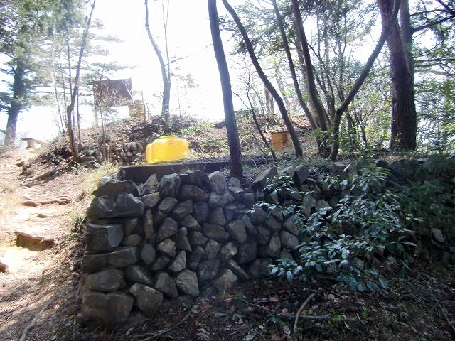 152戸倉城20170413 CIMG7825