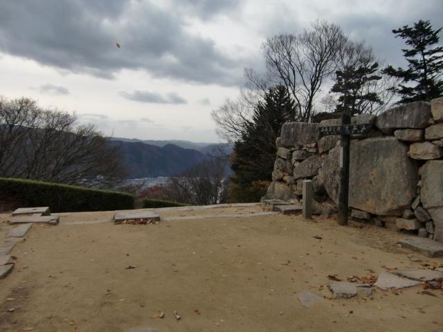 129備中松山城20101128 CIMG4670