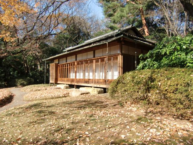 1305彦根藩下屋敷20101212 CIMG5797