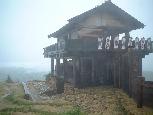 099鬼ノ城20090720 DSCF0163