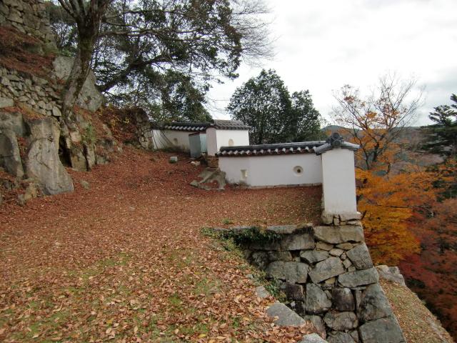 129備中松山城20101128 CIMG4580