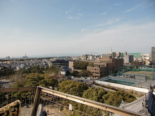 182岸和田城20120330 CIMG1541