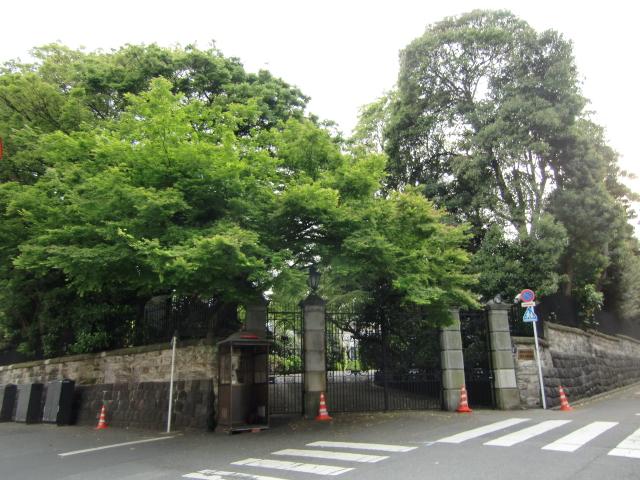1322伊予松山藩中屋敷20110430 CIMG7762