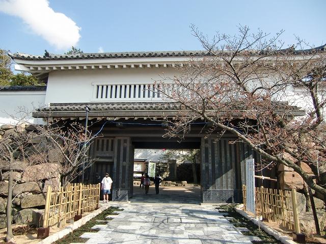 182岸和田城20120330 CIMG1514