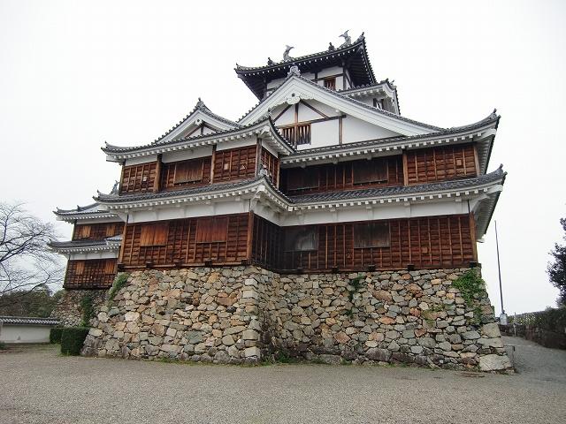 104福知山城20111126 CIMG7457