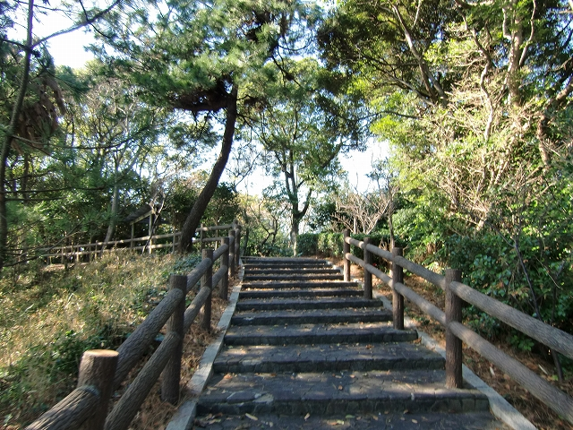 081浦戸城20111218 CIMG8667