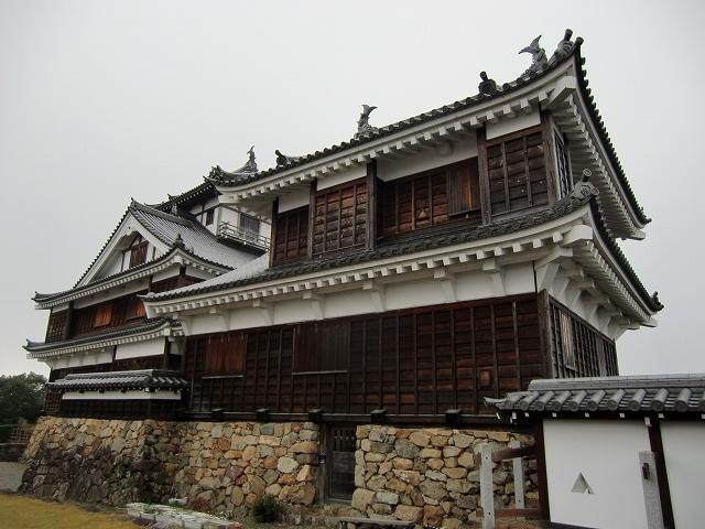 104福知山城20111126 CIMG7482