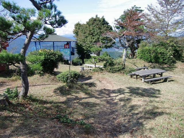020賤ヶ岳城20111024 CIMG6394