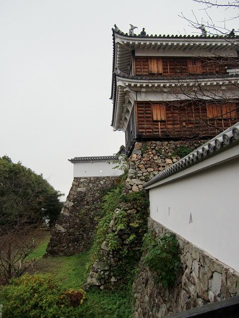 104福知山城20111126 CIMG7465