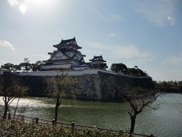 182岸和田城20120330 CIMG1491