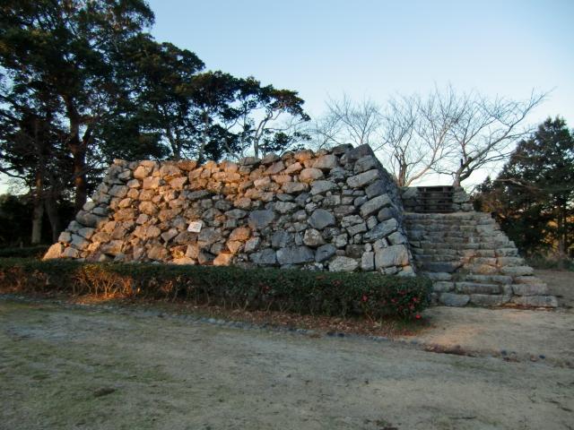 028二俣城20110110 CIMG7033