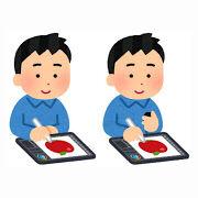 thumbnail_tablet_oekaki_man