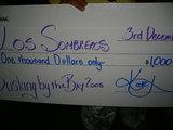 $1000 checks