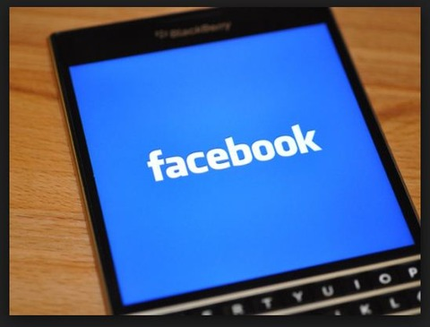 download facebook blackberry