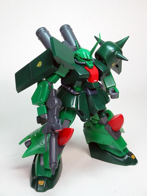 ザクⅢ改ライフル3 ザクⅢ改ライフル4