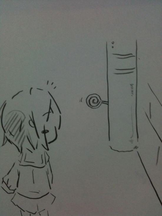 1-2安価で四コマ漫画
