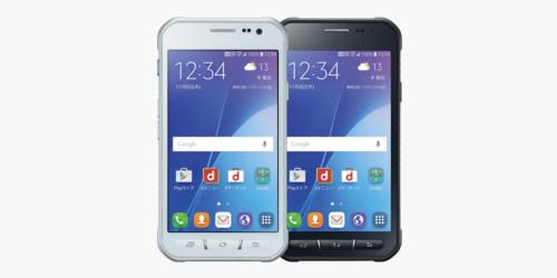 2015冬モデル Galaxy Active Neo SC-01Hが技適通過