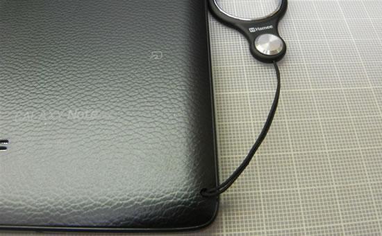 GALAXY Note Edge(SC-01G、SCL24)にストラップをつける方法