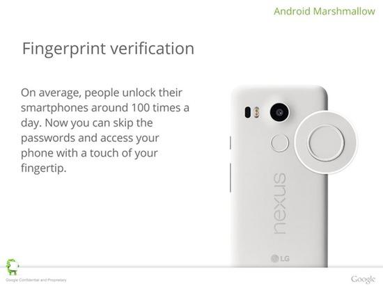 Android 6M搭載のNEXUS 6P