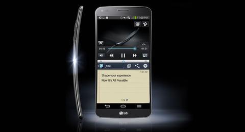 au 2014年春モデル『LG G FLEX LGL23』のスペックやベンチマーク情報