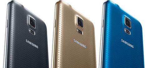 「とことん防水」Galaxy S5の専用ケースや新機能紹介(SC-04F・SCL23)