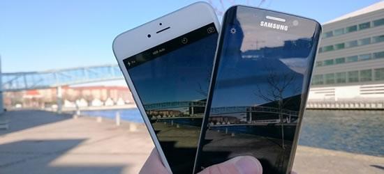 「GALAXY S6 Edge vs iPhone6 Plus」カメラ比較の結果は?