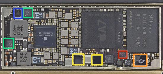iPad Mini 3分解レビュー登場!バッテリー容量は6471mAh・・・