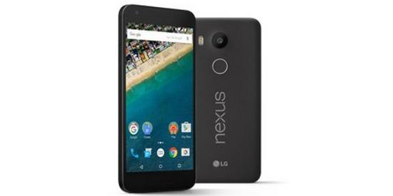 Google NEXUS 5Xのスペックや発売日・価格は?