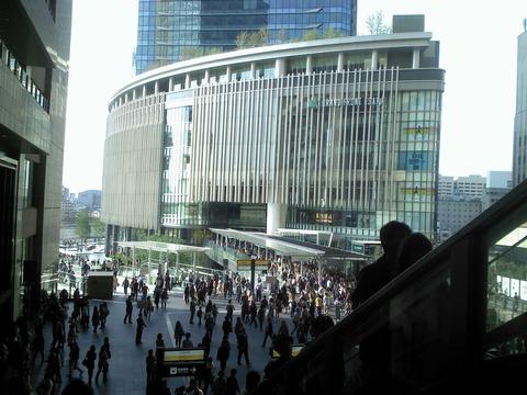 日本最大級!グランフロント大阪のドコモショップレポート