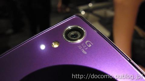 カメラはiPhone5sよりもXperia Z1 SO-01F(& Z1 f SO-02F)が優位
