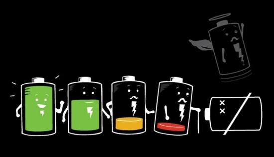 電池持ちの良いスマートフォンは?