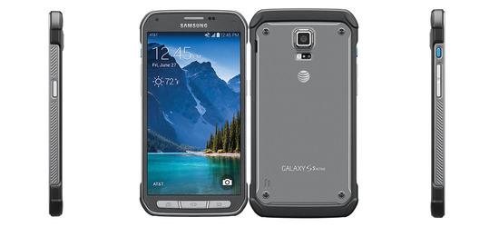 Galaxy S5 Active SC-02G(仮)ドコモ向け