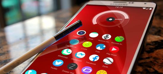 Galaxy Note5 SC-02Hベンチマークで4GBメモリの実力を発揮