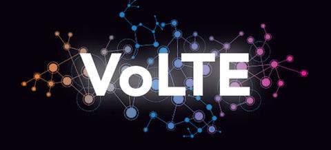 LTEを用いた音声通話を行うVoLTE