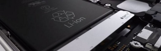 iPhone7の電池持ちは?