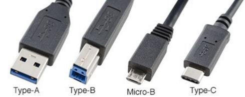 USB TypeC搭載機種の増加