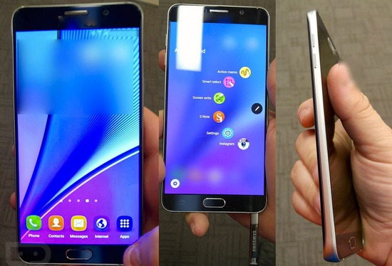 SC-01H「Galaxy Note5 & S6 Edge Plus」