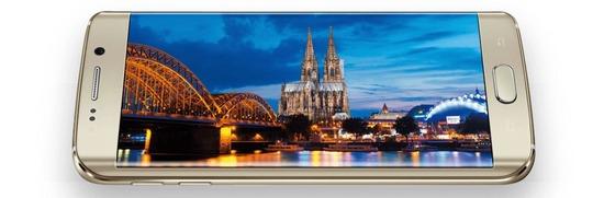 Galaxy S6 edge(docomo・au・softbank)