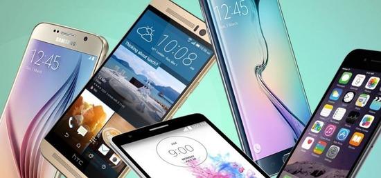 最新スマートフォンランキング 2016年6月版(docomo, au, softbank)
